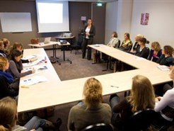 Workshop 3: Timemanagement door Mascha de Ridder