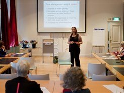 Workshop: Time- en stressmanagement Mascha de Ridder